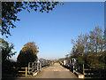 TQ4408 : Farm Bridge, Beddingham by Simon Carey