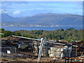 NS2071 : Building site at Inverkip by Thomas Nugent