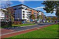 O0827 : Apartments and shops in Belgard Road, Tallaght, Dublin by P L Chadwick