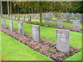 SJ9815 : German War Graves, Cannock Chase by Colin Smith