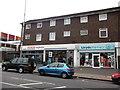 TQ3467 : Shops on Portland Road by David Anstiss