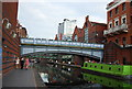 SP0686 : Bridge, Birmingham and Worcester Canal by N Chadwick