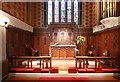 TQ2778 : St Simon Zelotes, Milner Street, London SW3 - Sanctuary by John Salmon