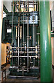 TQ1878 : Kew Bridge Steam Museum - the Maudslay engine by Chris Allen