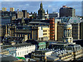 NS5965 : Glasgow rooftops by Thomas Nugent