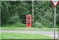 TQ0639 : Telephone box by N Chadwick