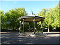 TQ2877 : Bandstand in Battersea Park by Ian Yarham