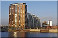 SJ8097 : Salford Quays by Ian Taylor