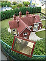 SU9391 : A model of Enid Blyton's Beaconsfield home at Bekonscot by Basher Eyre