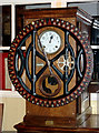 SK2423 : Clocking -on machine at the Brewery Museum in Burton-upon-Trent by Roger  Kidd