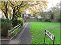 SD7408 : Hatherleigh Walk, Little Lever by Alex McGregor