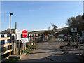 TQ4305 : Itford Crossing by Simon Carey