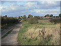 SK6333 : Wolds Lane, Clipston by Alan Murray-Rust