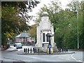 SK5878 : Worksop War Memorial by Christine Johnstone