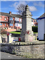 SD9605 : Austerlands War Memorial by David Dixon