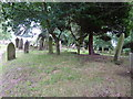 SJ7049 : St Chad's, Graveyard by Alexander P Kapp