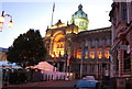 SP0686 : Birmingham Museum and Art Gallery, lit up by Nigel Chadwick