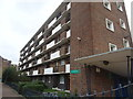 TQ2976 : Beattie House, Patmore Estate, Battersea by Stacey Harris
