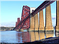 NT1378 : Forth Railway Bridge by David Dixon