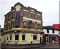 TQ3167 : Saints and Sinners, Public House, Broad Green by David Anstiss