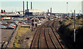D4102 : Larne Harbour station (1984) by Albert Bridge