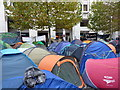 TQ3181 : Occupy LSX by Peter Barr