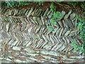 SW9150 : Herringbone wall by cynthia hudson