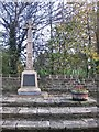 SE3517 : War memorial, Walton by Pauline Eccles