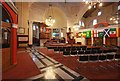 TQ3177 : Christ Church, Brixton Road, North Brixton - Church interior by John Salmon