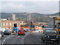 SJ9174 : Hibel Road/Beech Lane/Jordangate junction by Peter Turner