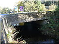 SE0125 : Scarbottom Bridge, off Cragg Road by Humphrey Bolton