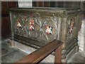 SK7953 : Tomb of Robert Brown, St Mary Magdelene church, Newark by J.Hannan-Briggs