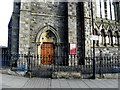 H4472 : Entrance, St Columbas Church of Ireland, Omagh by Kenneth  Allen