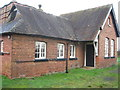 SJ6769 : The village hall at Bostock Green by Dr Duncan Pepper