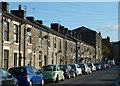 SK0394 : Edward Street, Glossop by Andrew Hill