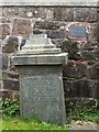 NS3975 : Memorial to Archibald McMillan by Lairich Rig