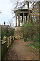 NT2474 : St Bernard's Well by Anne Burgess