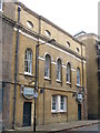 TQ3480 : The (former) St. John's School, Scandrett Street, E1 - extension by Mike Quinn