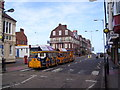 TG2142 : Prince of Wales Road, Cromer by Martin Speck