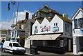 TQ8209 : Jellied Eel Bar, Rock A Nore by N Chadwick