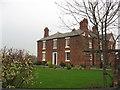 SJ6863 : Wimboldsley Grange Farmhouse by Dr Duncan Pepper