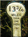 SK7029 : 13 3/4 miles from the Trent by Alan Murray-Rust