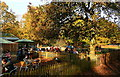 SU9585 : Burnham Beeches cafe by Graham Horn