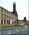 SE1533 : Brick Lane Mills, Thornton Road by Humphrey Bolton