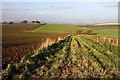 NT5670 : Farmland near Chesters Farm : Week 46