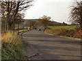 SJ9793 : Mottram Old Road (A560) by David Dixon