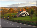 SJ9992 : Marple Road (A626), Chisworth by David Dixon