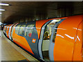 NS5566 : Partick subway station by Thomas Nugent
