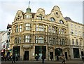 SP5106 : Lloyds Bank at Carfax by Fly