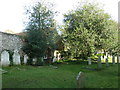 TQ4110 : All Saints', Lewes: churchyard (IX) by Basher Eyre